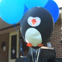 Penguin Balloon