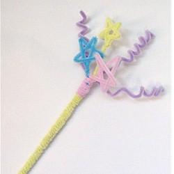 Pipe Cleaner Magic Wand