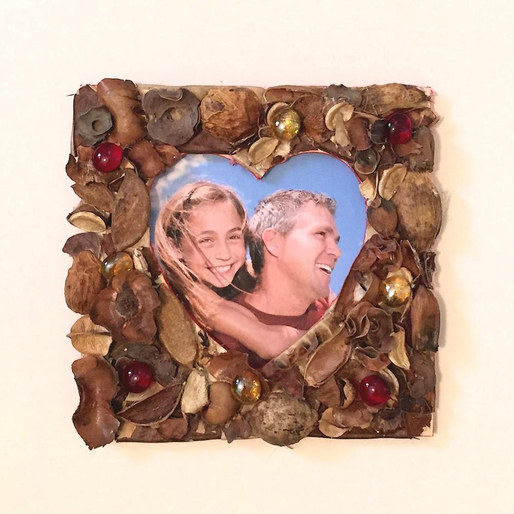 Image of Potpourri Valentine Frame