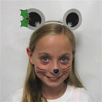 Image of Christmas Mouse Ears