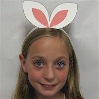 Image of Printable Bunny Ears
