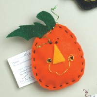 Image of Pumpkin Magnet