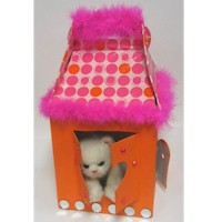 Image of Decorated Stuffed Animal Box