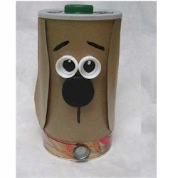 Image of Recycled Treat Container