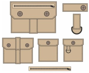 Image of Paper Bag Safari Vest