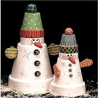 Snowmen Duo