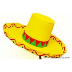 Image of Paper Mache Sombrero