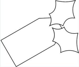 Image of Tissue Paper Stocking