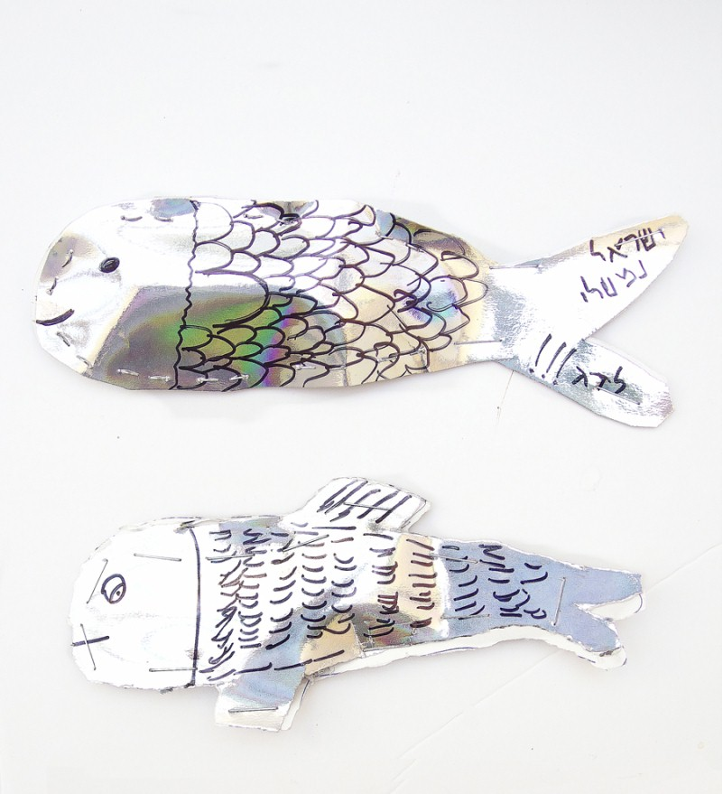 Image of Stuffed Fish Craft