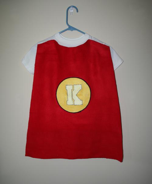 Image of No Sew Superhero Cape