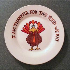Make A Thanksgiving Dinner Plate