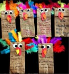 Image of Paper Plate Turkey