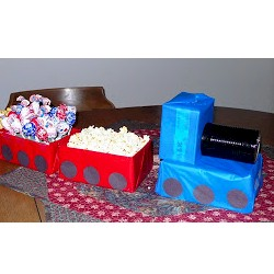 Image of Thomas Snack Train