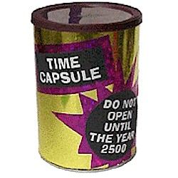 Image of Time Capsule