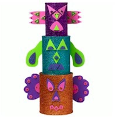Image of Totem Pole