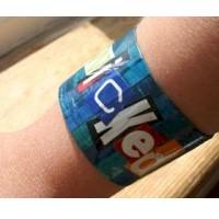 Image of Toilet Paper Roll Bracelet
