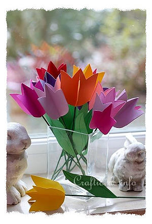 Image of Spring Tulip Bouquet