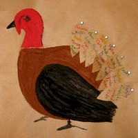 Turkey of Thankfulness