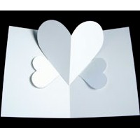 Image of Valentine Pop Up Card