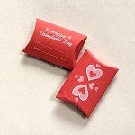 Image of Tissue Paper Valentine Pin