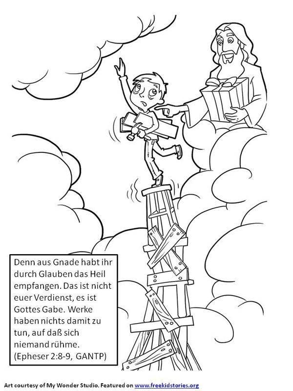 Bibelverse Fr Kinder Rettung FREEKIDSTORIES