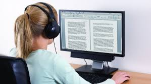 Get your audio transcribed onto paper.