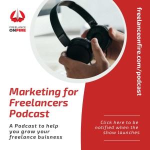 marketing for freelancers podcast