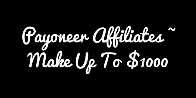 make-money-with-payoneer-affiliate-program
