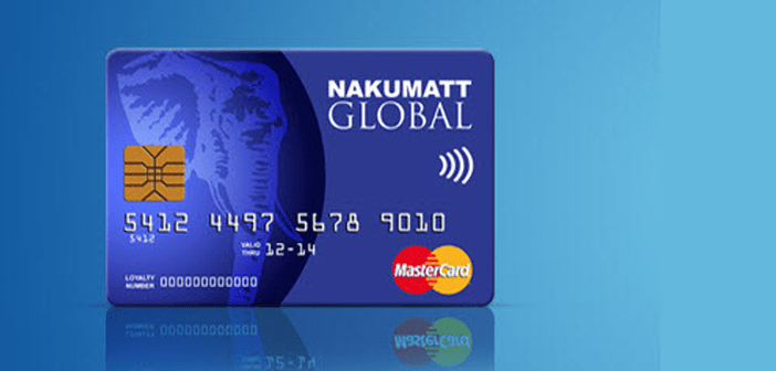 verifying paypal using your nakumatt global card