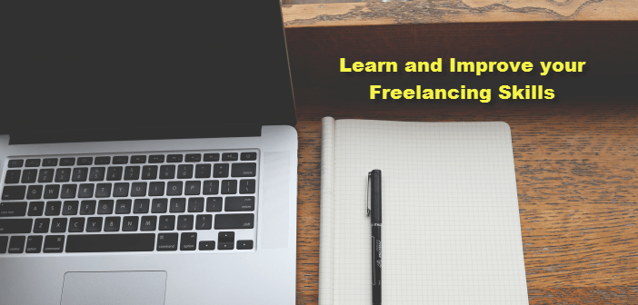 Learn and Improve your Freelancing Skills