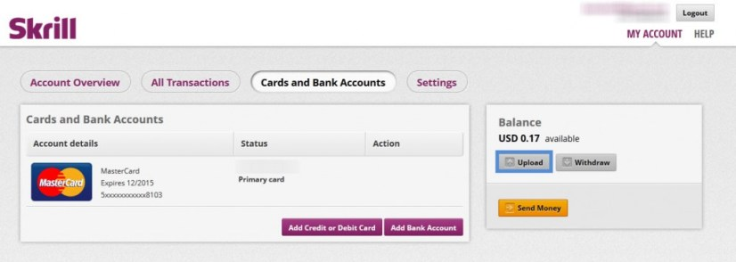 add money from payoneer to skrill