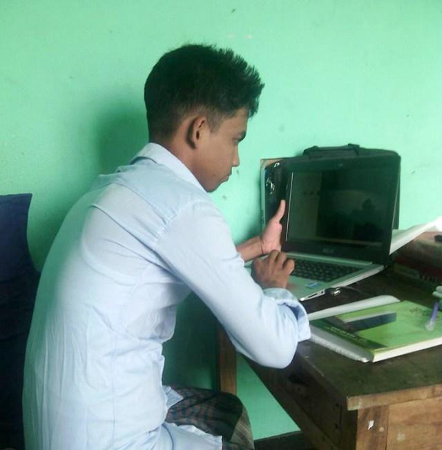 Masum-in-work