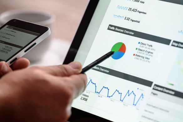 viewing PPC marketing results