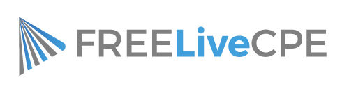 Free Live CPE Calendar