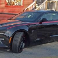 Recenze: Chevrolet Camaro SS1 2016
