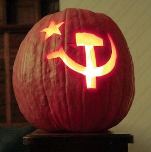The Communists were never fans of tricks or treats, foto: Bill Alldredge
