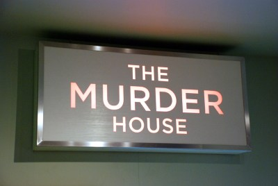 The Murder House, autor: Geof Wilson