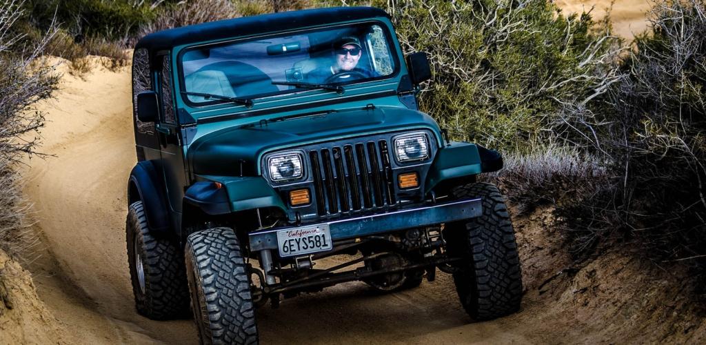 DiffLock Epizoda 1: Jeep Wrangler YJ dostává light bar - video CZ titulky