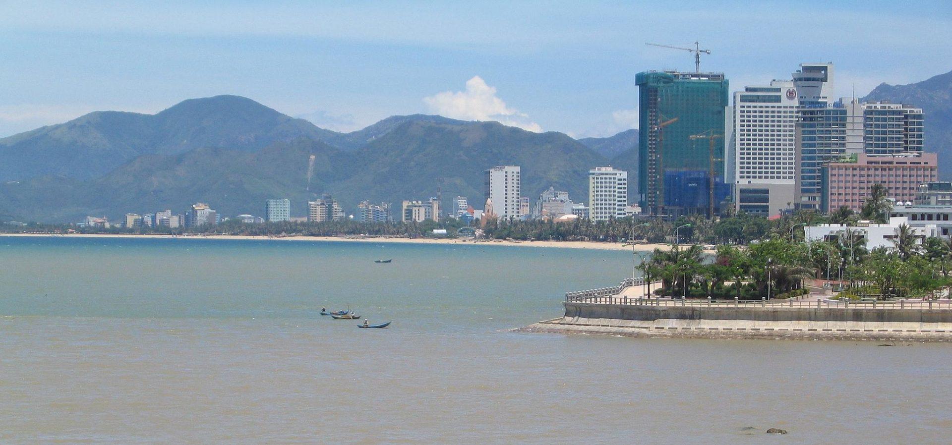 Nha Trang skyline/kenner116