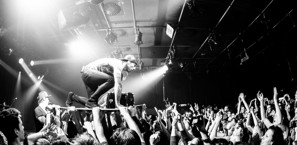 Twenty One Pilots předvedli v Praze TOP show
