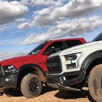 Ford Raptor vs. Toyota Tacoma vs. Ram Power Wagon – souboj v Moabu (video)