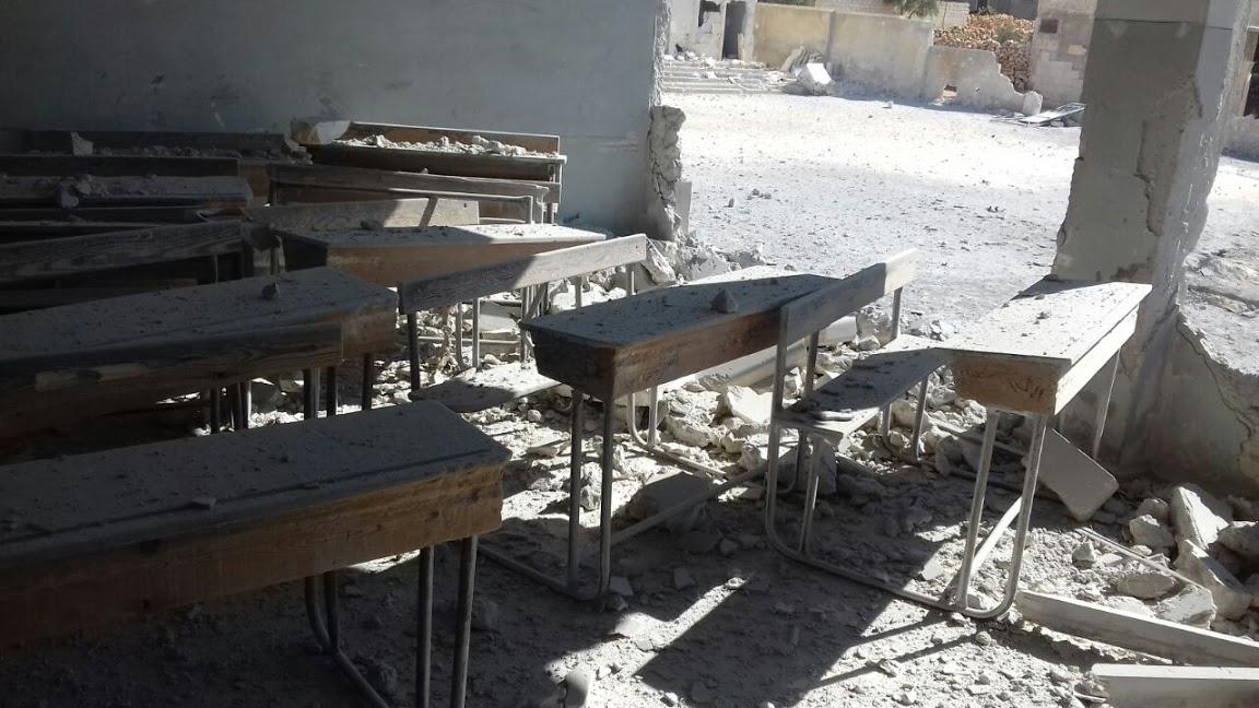 Vzdělávání zachraňuje dětské životy. V zemích zasažených válkou pomáháme s návratem dětí do školních tříd.