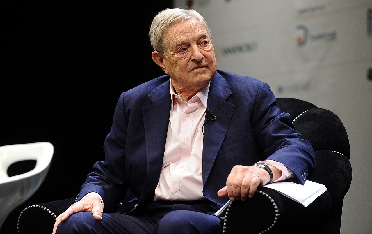 George Soros, Festival of Economics 2012, by Niccolò Caranti