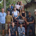 tour group guest farm