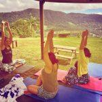 yoga at freemans farm