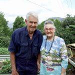 Bill and Lesley Freeman