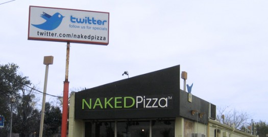 Naked Pizza Twitter