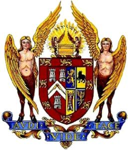 UGLE Coat of Arms