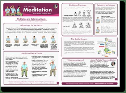 Meditation and Balancing Guide