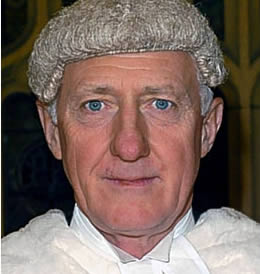 Mr Justice Henry Hodge